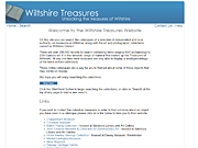 Wiltshire Treasures